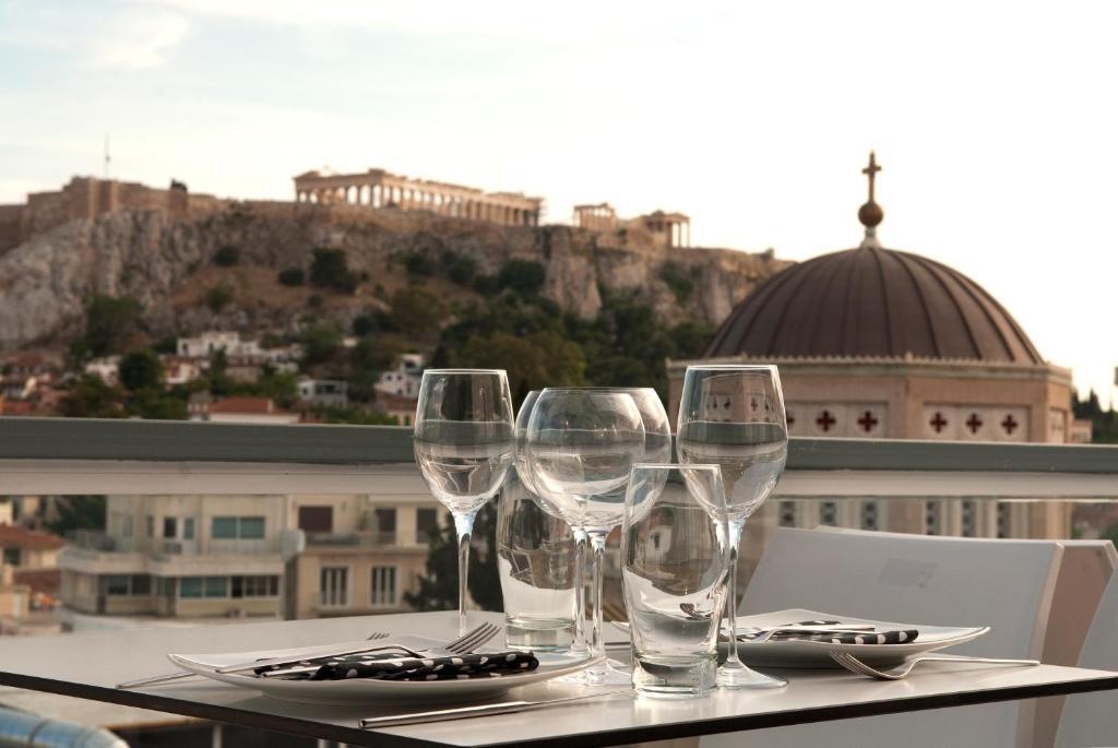 Το νέο boutique ξενοδοχείο Villa Brown Ermou στην Αθήνα - Φωτό: Brown Hotels
