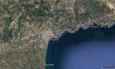 Το νέο οδικό έργο στη Μαγνησία-Πηγή: Περιφέρεια Θεσσαλίας