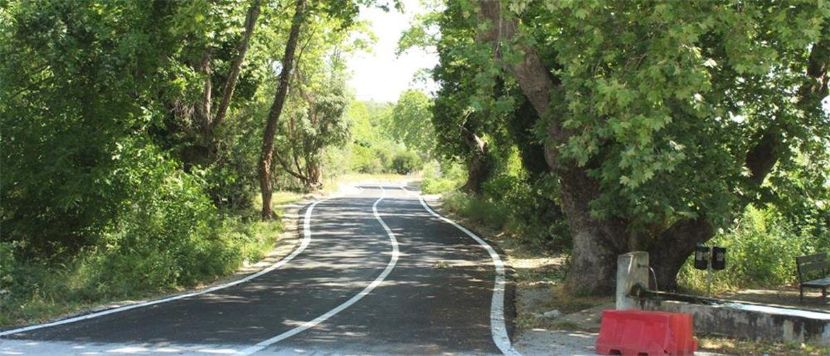 Οδικά έργα στη Λάρισα-Πηγή: Περιφέρεια Θεσσαλίας