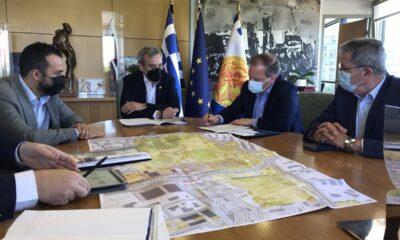 """Η συνάντηση Καραμανλή - Ζέρβα για τη λύση στον τερματικό σταθμό του Μετρό Θεσσαλονίκης """"Νέα Ελβετία"""""""