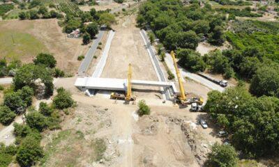 Η γέφυρα στο Πουρί Αγιοκάμπου-Πηγή: Περιφέρεια Θεσσαλίας