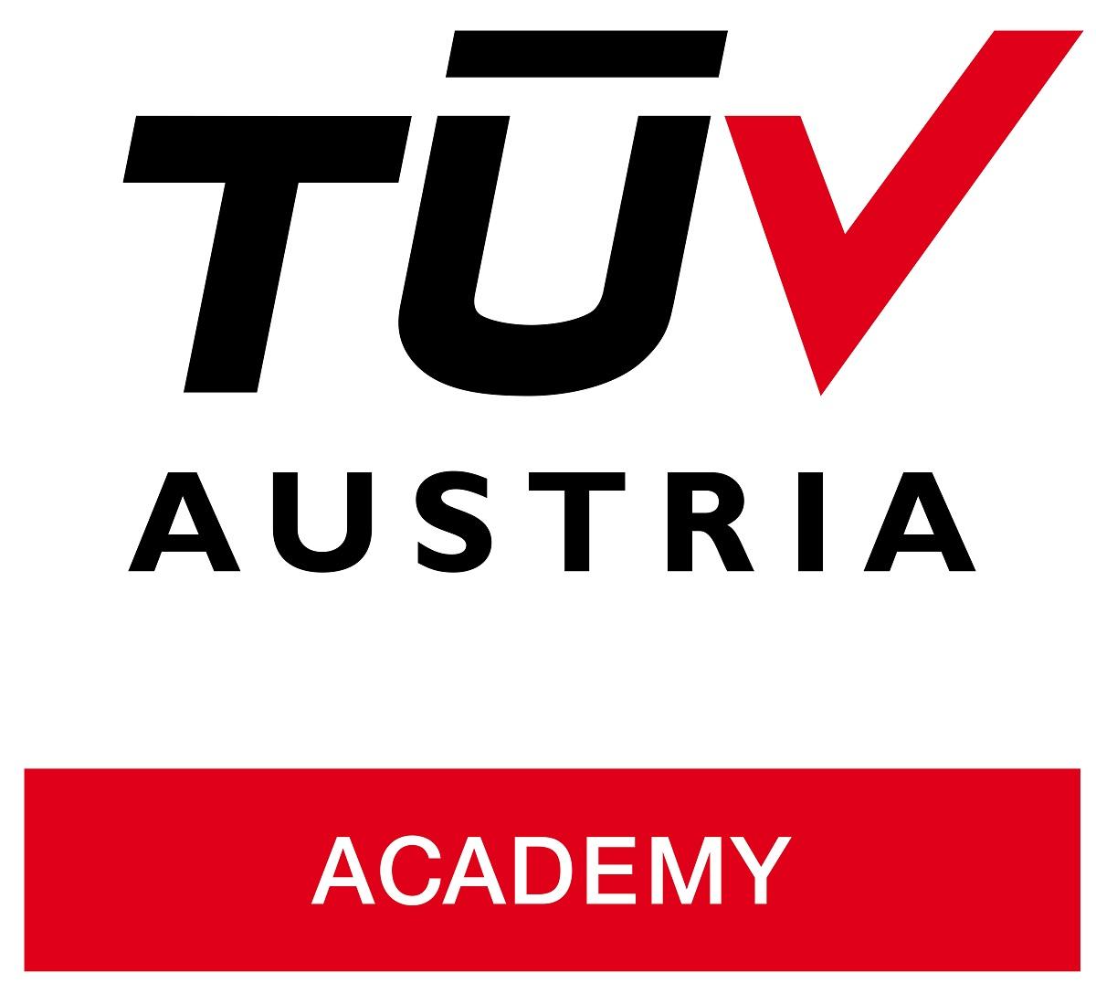 logo tuv austria academy