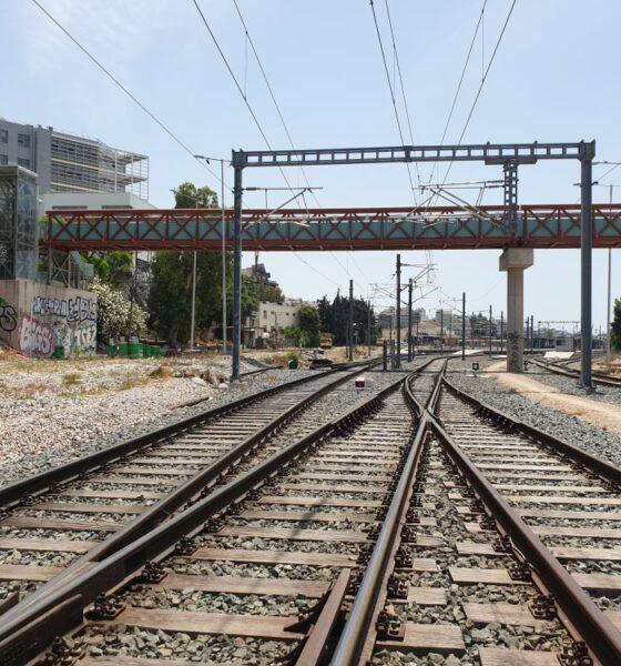 Σιδηροδρομικές γραμμές ηλεκτροκίνηση