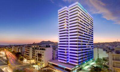 Το ξενοδοχείο President της εταιρείας ΓΕΚΕ - Πηγή: President Hotel