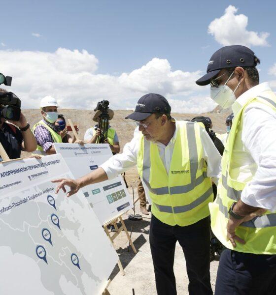 Επίσκεψη του Πρωθυπουργού στη ΜΕΑ Αρκαδίας-Πηγή: Γ.Τ. Πρωθυπουργού/ Δημήτρης Παπαμήτσος