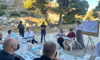 Το σχέδιο ανάδειξης του Πεντελικού Όρους-Πηγή: Eurokinissi/ΥΠΕΝ