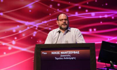 Ο Διοικητής του Ταμείου Ανάκαμψης, Ν. Μαντζούφας, στο 4ο Συνέδριο Υποδομών και Μεταφορών ITC 2021