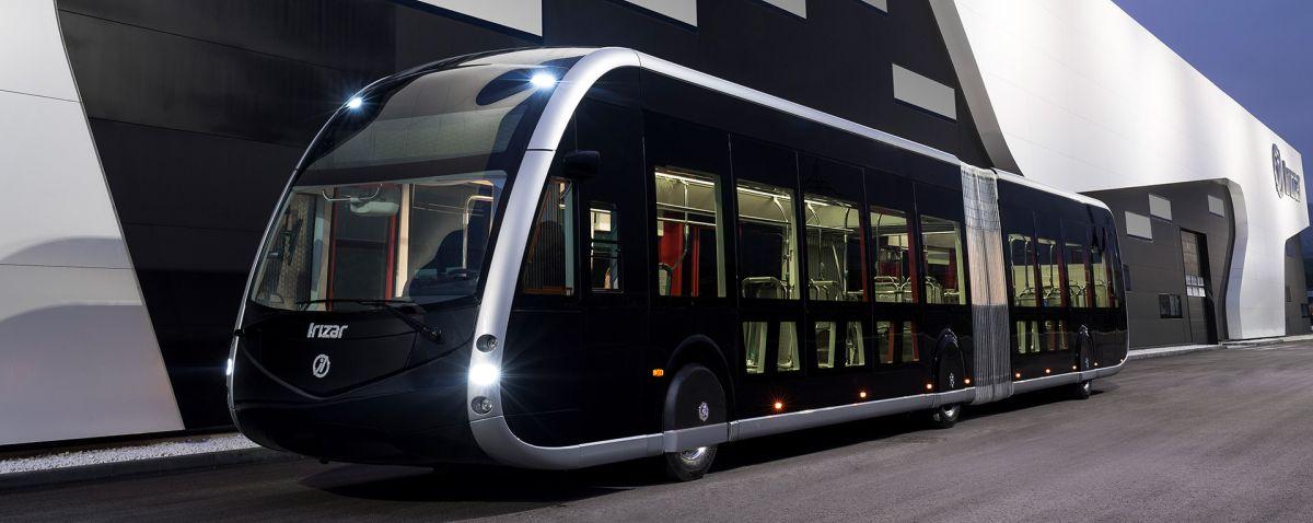 Το ηλεκτρικό λεωφορείο που μοιάζει με τραμ - Πηγή: Irizar E-mobility