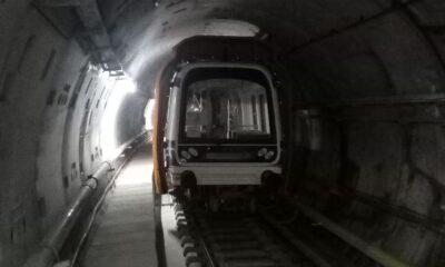 Κινηση Συρμού Μετρό Θεσσαλονίκης